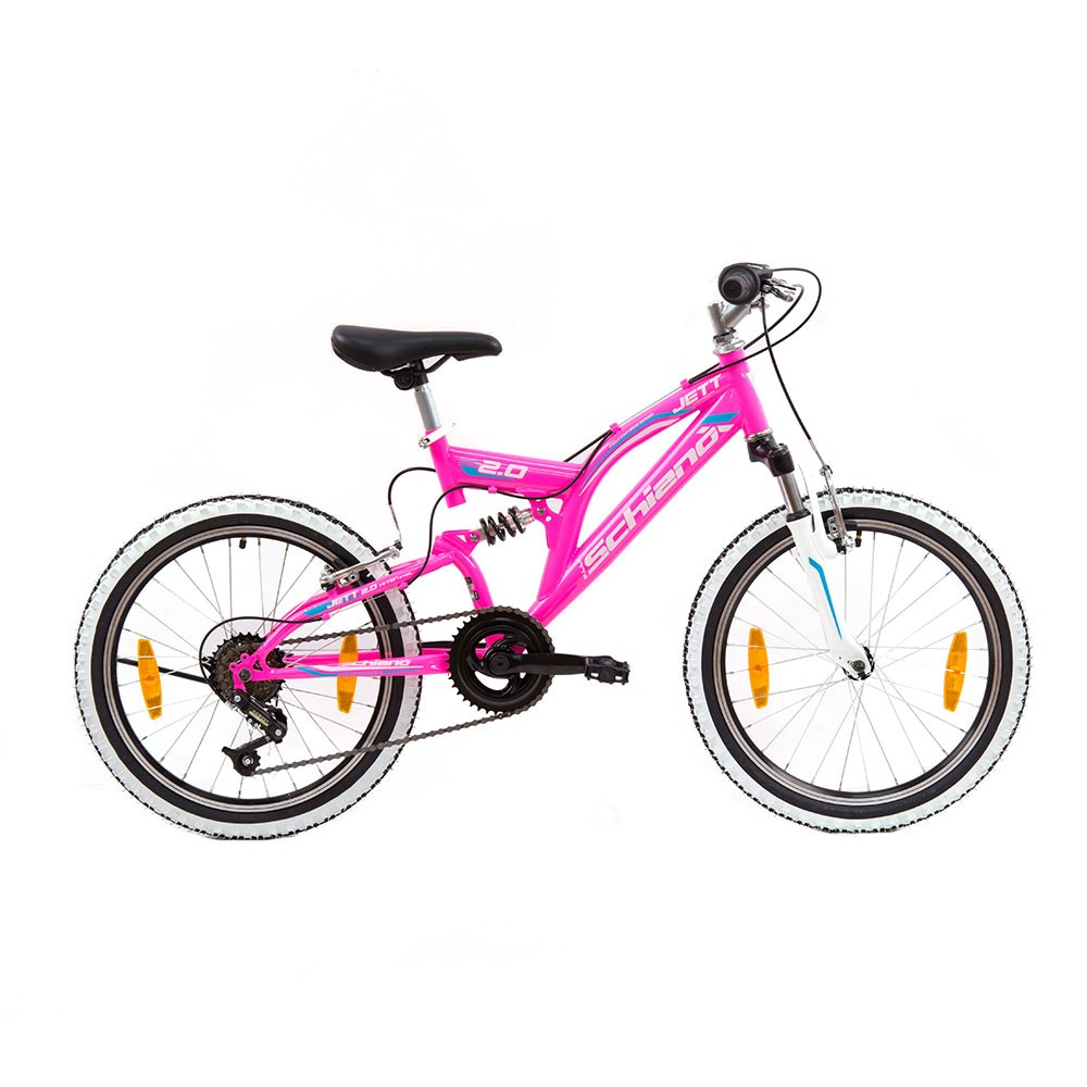 "Kids Bike MTB  FULLY JETT 20"""