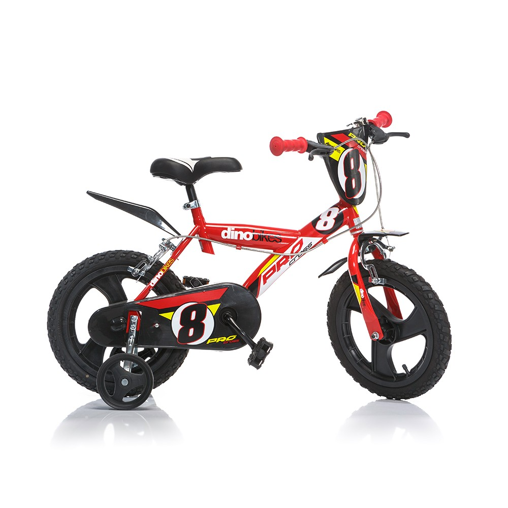 Kids Bike Dino PRO-CROSS 14''