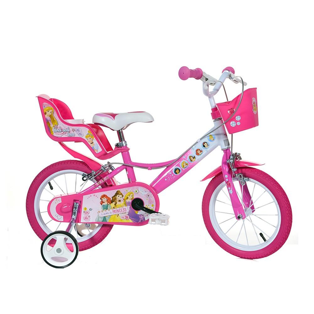 Kids Bike Dino Princess 16''