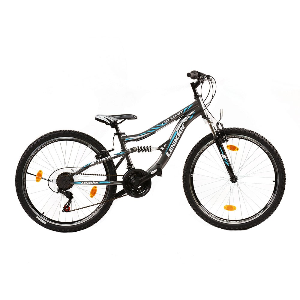 "Bicycle MTB IRON BLACK 26"""