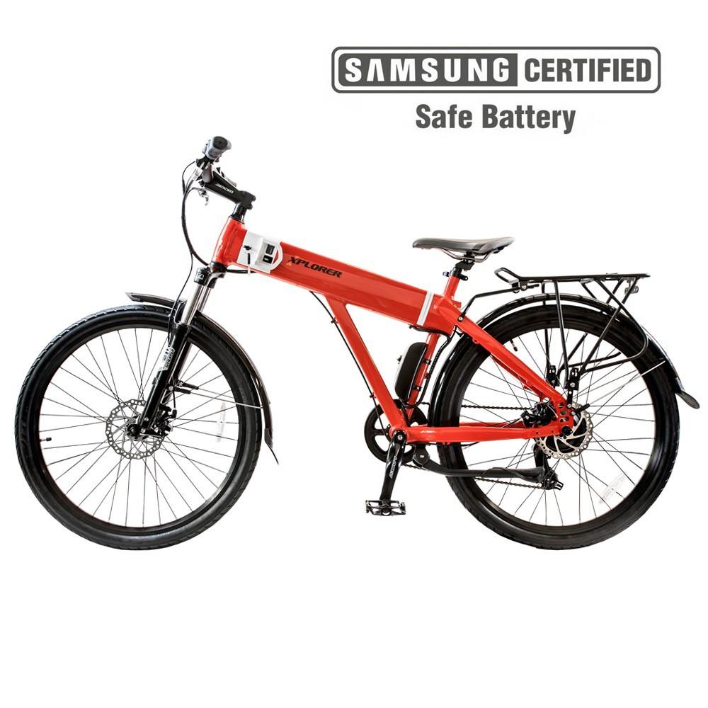 E-Bike  Xplorer City Marine