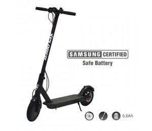 Electric scooter Xplorer Swift black 8""