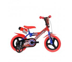 Kids Bike Dino Spiderman 12''