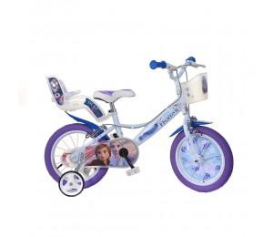 """Kids bike Dino Frozen 14"""""""