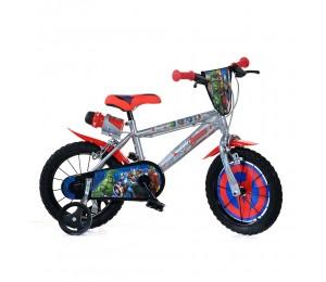 "Kids bike Dino Avengers 16"""