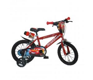 "Kids bike Dino Cars Movie 14"""
