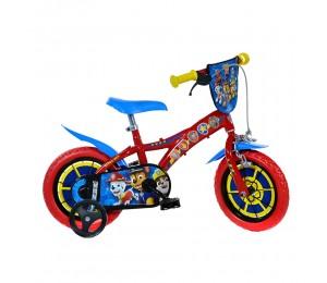 Kids Bike Dino Paw Patrol 12''