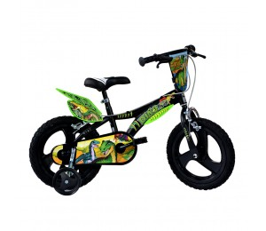 Kids Bike Dino T-REX 14''