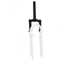 Suspension head set fork