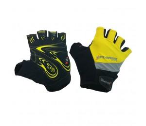 Cycling Gloves Xplorer Gel Plus Yellow