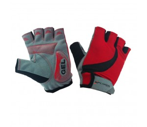 Cycling Gloves Xplorer Red