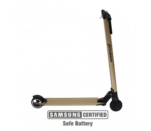 E-Scooter Xplorer ZOOM gold 5""