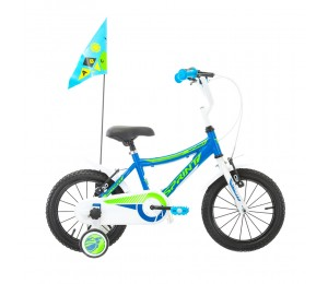 XPLORER KIDS BIKE SPUNKY NEON 14''