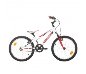 "XPLORER KIDS BIKE TOMMY 20"" WHITE"