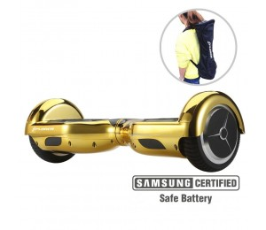 "Hoverboard Xplorer City 6,5"" gold V3"