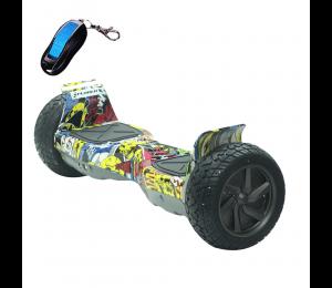 """Hoverboard Xplorer Warrior Hip Hop 8"""""""